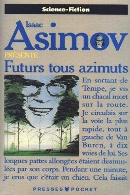 Couverture du livre : Futurs tous azimuts