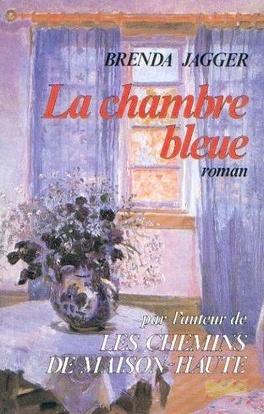 Couverture du livre : La chambre bleue