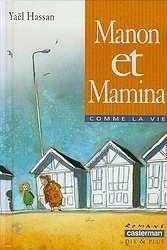 Couverture du livre : Manon et Mamina