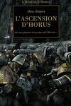 couverture L'Hérésie d'Horus, tome 1 : L'Ascension d'Horus