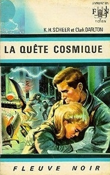 Couverture du livre : Perry Rhodan, tome 7 : La quête cosmique