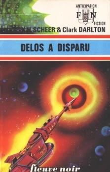 Couverture du livre : FNA -656- Delos à disparu