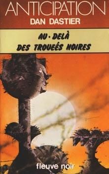 Couverture du livre : FNA -805- Au-delà des trouées noires