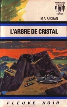 Couverture du livre : L'Arbre de cristal
