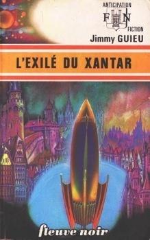 Couverture du livre : L'exilé du Xantar