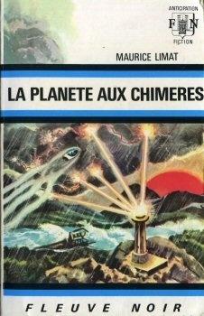 Couverture du livre : La Planète aux chimères