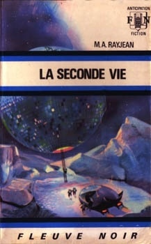 Couverture du livre : La seconde vie