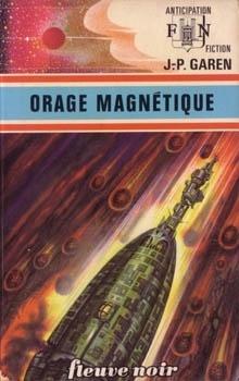 Couverture du livre : Orage magnétique