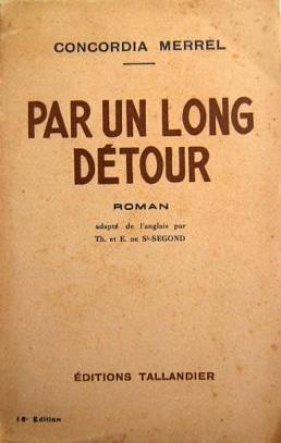 Couverture du livre : Par un long détour
