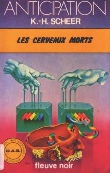 Couverture du livre : FNA -864- Les cerveaux morts