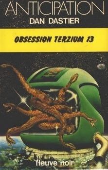 Couverture du livre : FNA -879- Obsession Terzium 13