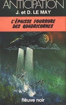 Couverture du livre : FNA -889- L'épaisse fourrure des quadricornes