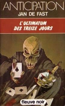 Couverture du livre : FNA -967- L'ultimatum des treize jours