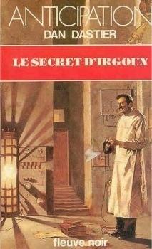 Couverture du livre : FNA -1134- Le Secret d'Irgoun