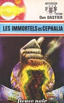 Couverture du livre : FNA -607- Les Immortels de Céphalia