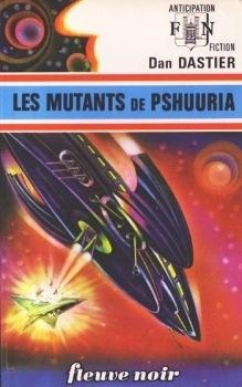 Couverture du livre : FNA -620- Les Mutants de Pshuuria