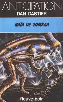 Couverture du livre : FNA -943- Naïa de Zomkaa