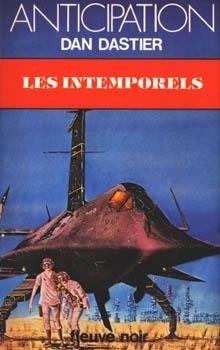 Couverture du livre : FNA -996- Les Intemporels