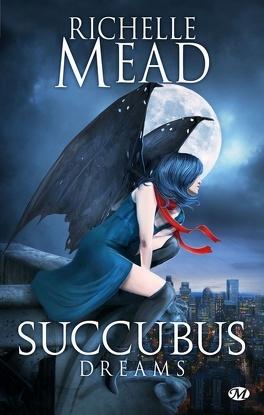 Couverture du livre : Georgina Kincaid, Tome 3 : Succubus Dreams