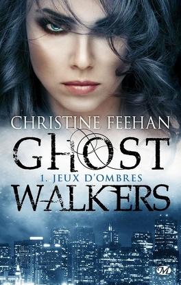 Couverture du livre : Ghostwalkers, Tome 1 : Jeux d'Ombres