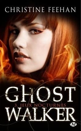 Couverture du livre : Ghostwalkers, Tome 3 : Jeux Nocturnes