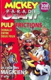 Couverture du livre : Mickey Parade Géant n°299