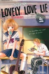 couverture Lovely Love Lie, Tome 4