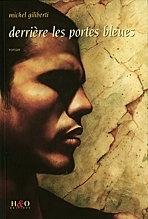 Couverture du livre : Derrière les portes bleues
