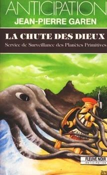 Couverture du livre : FNA -1729- La chute des Dieux