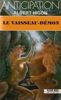 Couverture du livre : FNA -1867- Le vaisseau démon