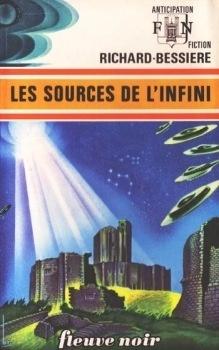 Couverture du livre : FNA -636- Les Sources de l'infini