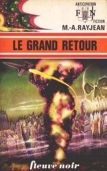 Couverture du livre : FNA -644- Le Grand retour