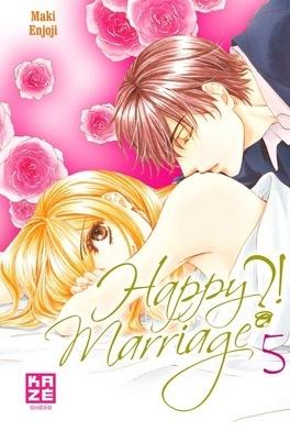 Couverture du livre : Happy Marriage ?!, Tome 5
