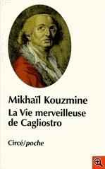 Couverture du livre : La vie merveilleuse de Joseph Balsamo, comte de Cagliostro
