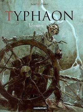Couverture du livre : Typhaon, Tome 2 : Vernon