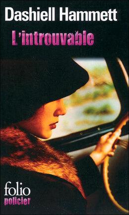 Couverture du livre : L'Introuvable