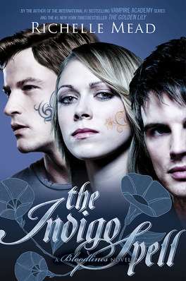 Couverture du livre : Bloodlines, Tome 3 : The Indigo Spell