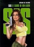 SAS en BD, tome 2 : Le sabre de Bin-Laden
