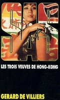 SAS, Tome 12 : Les Trois Veuves de Hong-Kong