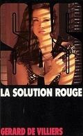 SAS, Tome 102 : La Solution rouge