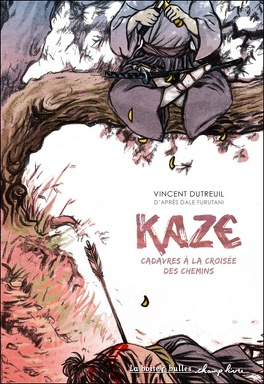 Couverture du livre : Kaze, cadavres à la croisée des chemins
