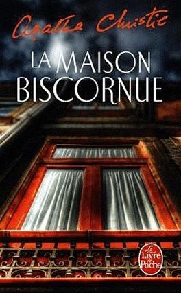 Couverture du livre : La Maison biscornue