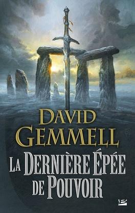 Couverture du livre : Les Pierres de Pouvoir, tome 2 : La Dernière épée de pouvoir