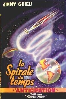 Couverture du livre : La Spirale du temps