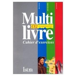 Couverture du livre : Multilivre, CE2 : histoire, géographie, sciences
