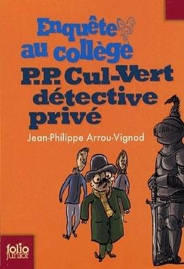 Couverture du livre : P.P. Cul-Vert détective privé