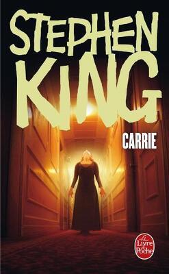 Couverture de Carrie