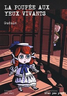 Couverture du livre : La poupée aux yeux vivants