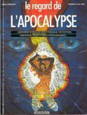 Couverture du livre : le regard de l'apocalypse