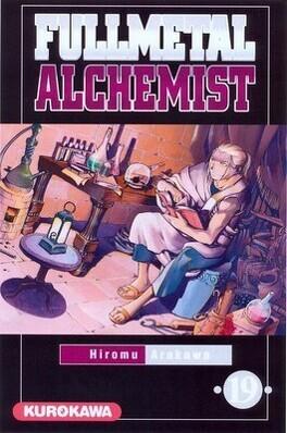 Couverture du livre : Fullmetal Alchemist, tome 19